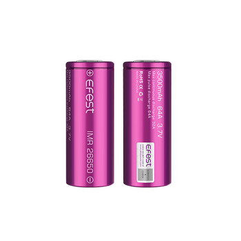 Efest 26650 3500mAh 64A Battery by Efest | Efest 3500mAh 26650 Battery | 26650 Vape Battery | Cheap Efest 26650 Vape Battery Deals | Wholesale to the Public | Cheapest Vape Store Online | Vape | Vapor | Ecig | Ejuice | Eliquid | Efest Vape | Efest USA | ECIGMAFIA