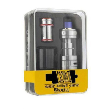 Crown 3 III by Uwell | Uwell Crown 3 III Tank | Uwell Crown 3 III Sub-Ohm Tank | Sub-Ohm Vape Tanks | Cheap Uwell Vape Tank Deals | Wholesale to the Public | Cheapest Vape Store Online | Vape | Vapor | Ecig | Ejuice | Eliquid | Uwell Vape | Uwell USA | Uwell | ECIGMAFIA