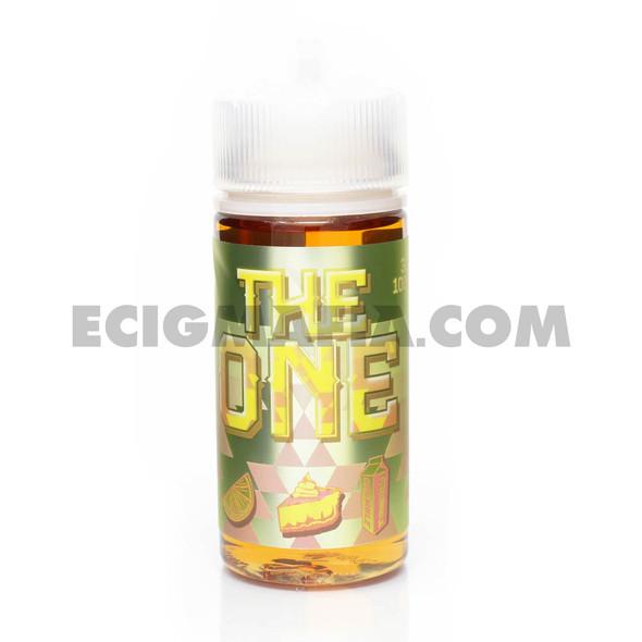 The One Lemon Crumble Cake E-Liquid 100ml by Beard Vape Co eJuice
