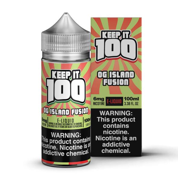 Kiberry Killa E-Liquid 100ml by Keep it 100 eJuice