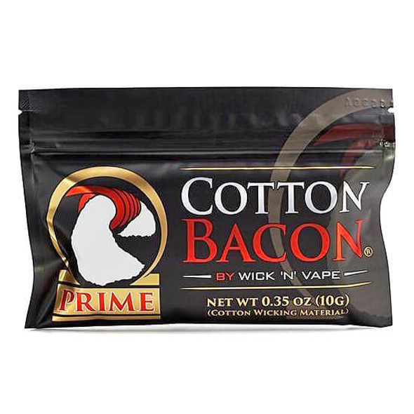 Cotton Bacon PRIME by Wick N Vape Cotton Bacon | Cotton Bacon Prime | Vape Cotton | Cheap Cotton Bacon Vape Deals | Wholesale to the Public | Cheapest Vape Store Online | Vape | Vapor | Ecig | Ejuice | Eliquid | Cotton Bacon Vape | Cotton Bacon USA | ECIGMAFIA