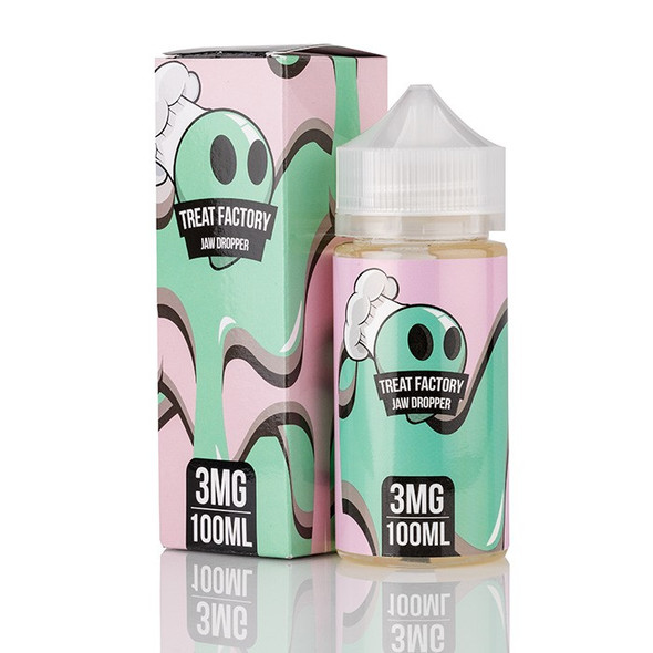 Jaw Dropper eJuice by Air Factory Treat E-Liquid 100ML