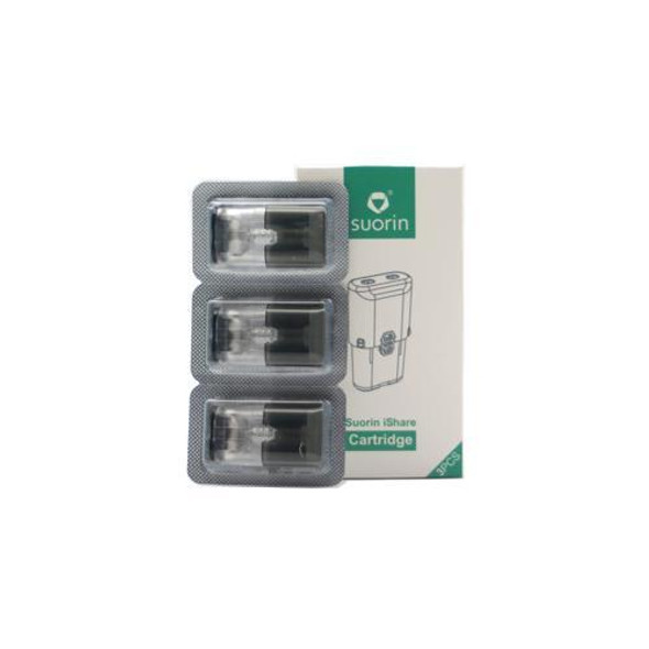 Suorin iShare AiO Pod Cartridges - 3 Pack