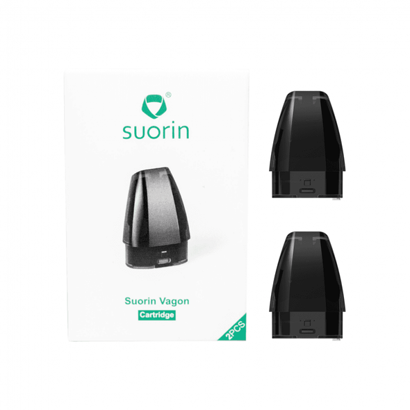 Suorin Vagon AiO Pod Cartridges - 2 Pack