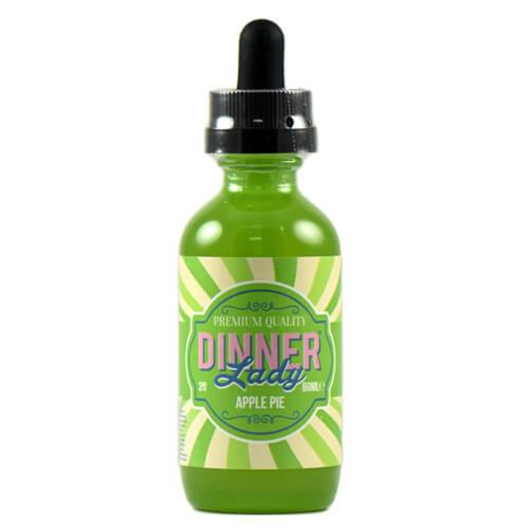Apple Pie E-Liquid 60ml by Dinner Lady eJuice