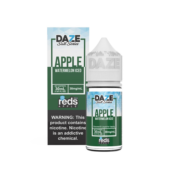 Watermelon Iced Red's Apple E-Juice 60mL by Red's Apple + 7Daze E-Liquids | Watermelon Iced Red's Apple 60mL E-Liquid | Watermelon Iced Red's Apple 60mL | Cheap E-Juices | Cheap e-Liquid Deals | Cheap Red's Apple E-Juice Deals | Wholesale to the Public | Cheapest Vape Store Online | Vape | Vapor | Ecig | Ejuice | Eliquid | Red's Apple E-Liquids | Red's Apple USA | Red's Apple | ECIGMAFIA