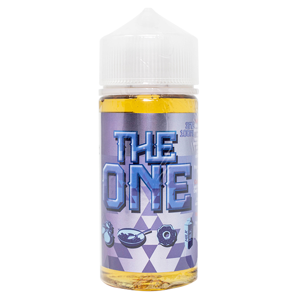 The One Blueberry Donut E-Liquid 100ml by Beard Vape Co eJuice