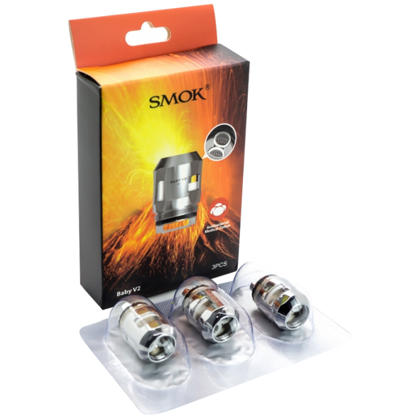 Smok TFV8 Baby V2 Coils (Pack of 3)