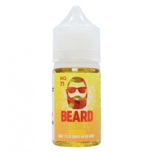 No.71 Salt E-Liquid 30ml by Beard Vape Co eJuice