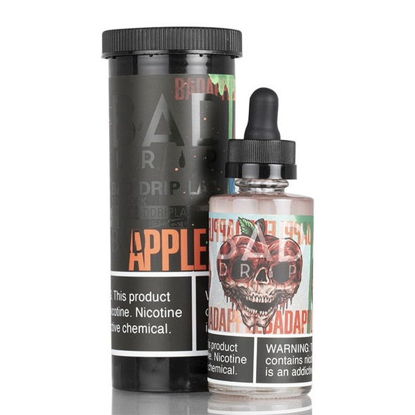 Bad Apple E-Juice 60mL by Bad Drip Labs E-Liquids | Bad Apple Bad Drip 60mL E-Liquid | Bad Apple 60mL | Cheap E-Juices | Cheap e-Liquid Deals | Cheap Bad Drip E-Juice Deals | Wholesale to the Public | Cheapest Vape Store Online | Vape | Vapor | Ecig | Ejuice | Eliquid | Bad Drip E-Liquids | Bad Drip USA | Bad Drip Labs | ECIGMAFIA