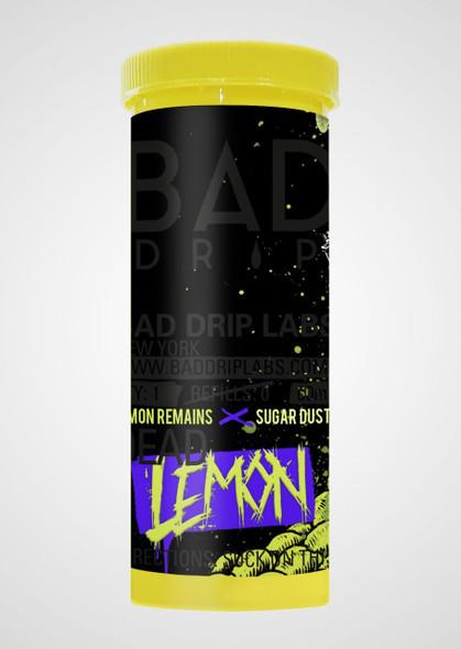 Dead Lemon E-Juice 60mL by Bad Drip Labs E-Liquids | Dead Lemon Bad Drip 60mL E-Liquid | Dead Lemon 60mL | Cheap E-Juices | Cheap e-Liquid Deals | Cheap Bad Drip E-Juice Deals | Wholesale to the Public | Cheapest Vape Store Online | Vape | Vapor | Ecig | Ejuice | Eliquid | Bad Drip E-Liquids | Bad Drip USA | Bad Drip Labs | ECIGMAFIA