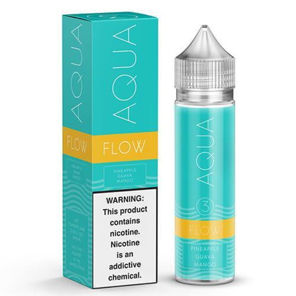Flow eJuice by Aqua Fruit E-Liquid 60ML