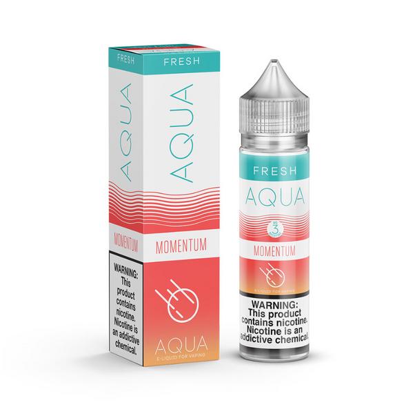 Momentum eJuice by Aqua Fresh E-Liquid 60ML