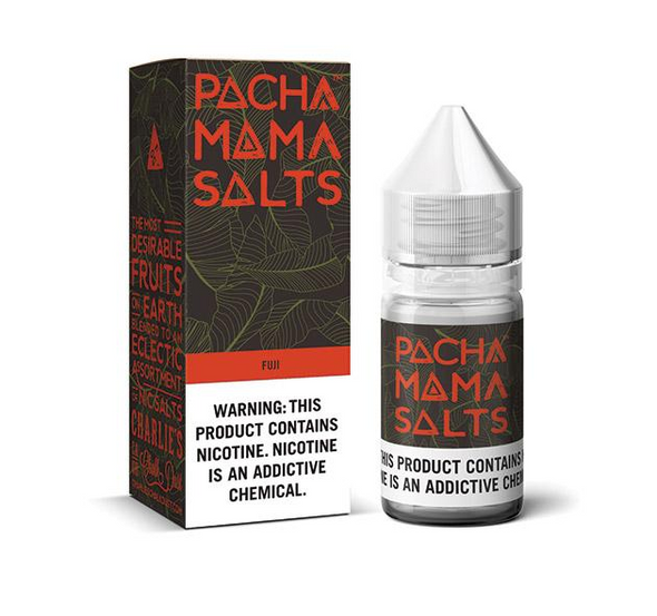 Fuji Salt eJuice by Pachamama E-Liquid 30ML