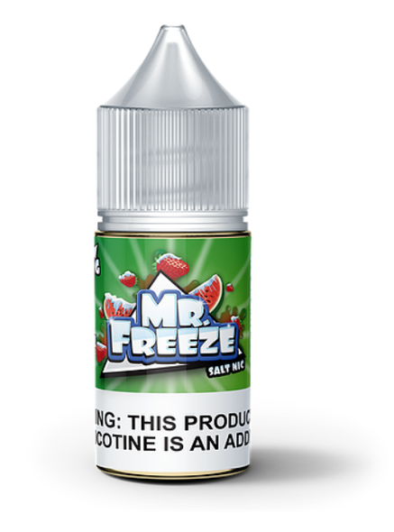 Strawberry Watermelon Frost Salt eJuice by Mr.Freeze E-Liquid 30ML