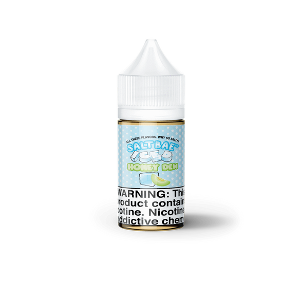 Iced Honeydew eJuice by Salt Bae 50 E-Liquid 30ML