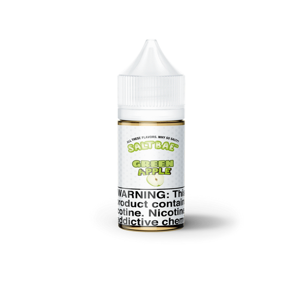 Green Apple eJuice by Salt Bae 50 E-Liquid 30ML