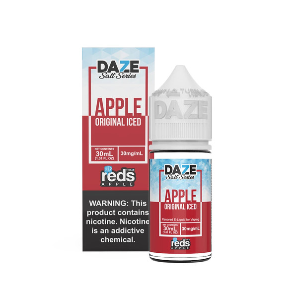 Apple Iced E-Juice 30ml by Red's E-Liquids | Red's E-Liquid Apple Iced 30ml | Apple Iced 30ml | Cheap E-Juices | Cheap Deals | Cheap Red's E-Liquid E-Juice Deals | Wholesale to the Public | Cheapest Vape Store Online | Vape | Vapor | Ecig | EJuice | Eliquid | Red's E-Liquids | Red's E-Liquid USA | Red's E-Liquid s | ECIGMAFIA