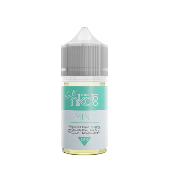 Mint E-Juice by NKD100 Salt E-Liquid 30ML