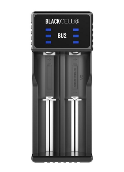 Blackcell BU2 USB Charger by Blackcell | Blackcell Charger USB Battery | Blackcell Vape Battery | Cheap Blackcell Vape Battery Deals | Cheapest Vape Store Online | Blackcell Vape | Blackcell USA + ECIGMAFIA