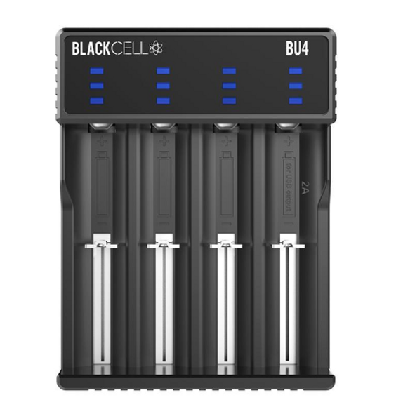 Blackcell BU4 USB Battery Charger