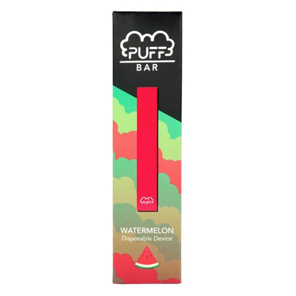 Puff Bar Watermelon Disposable Device - (Pack of 1)