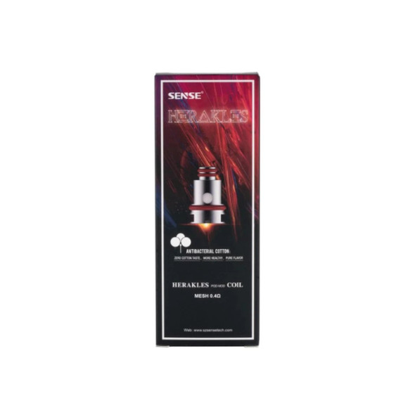 Sense Herakles Pod Mod Replacement Coil - (Pack of 5)