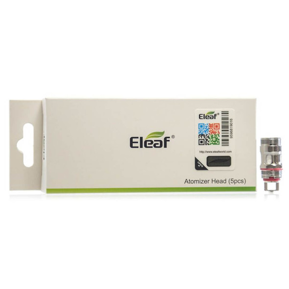Eleaf EC-S Replacement Coil 0.6ohm (Pack of 5)