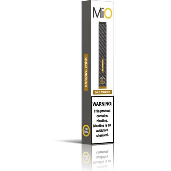 MIO Stix Gold Tobacco Disposable Pod