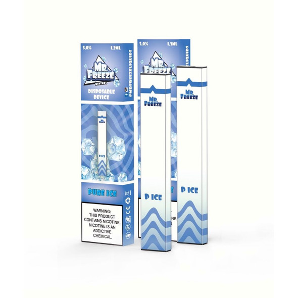 Mr.Freeze Pure Ice Disposable Pod