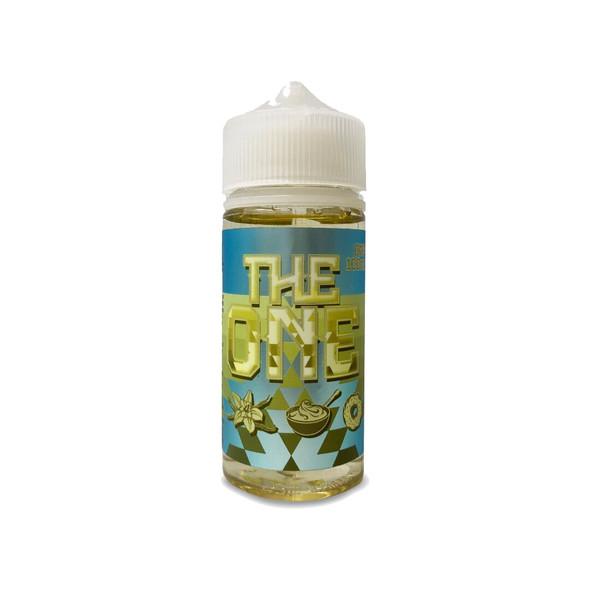 The One Vanilla Custard Donut E-Liquid 100ml