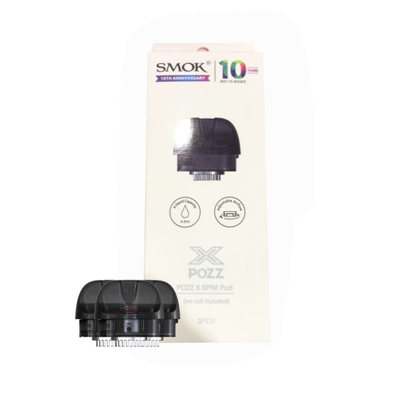 SMOK POZZ X RPM Replacement Pod Cartridge - 3Pack