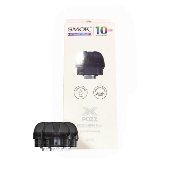 SMOK POZZ X RPM Replacement Pod Cartridge - 3Pack