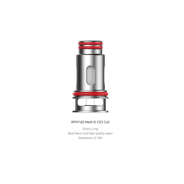 Smok RPM160 Mesh Coil