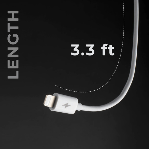 VOI USB Type-C to Lightning Charge & Sync Cable