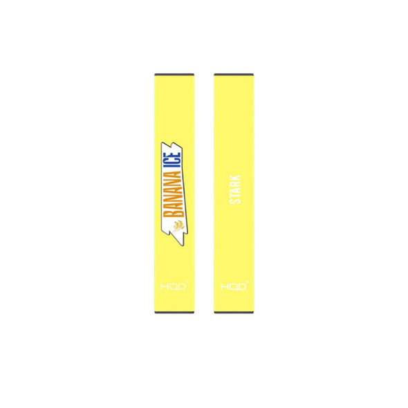 HQD Stark Banana Ice Disposable Device (Pack of 1)