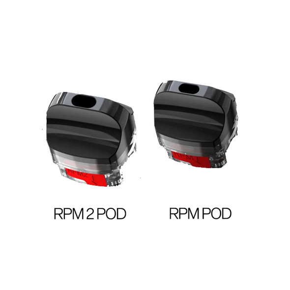 SMOK RPM 2 Empty Pod (Pack of 3)
