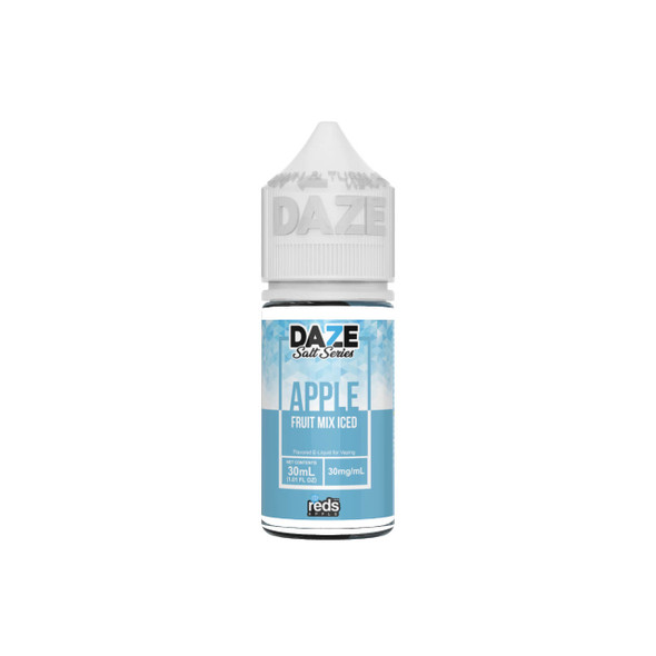 Red's Salt Apple Fruit Mix Iced 30ml E-Juice