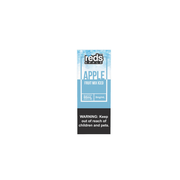 Red's Apple Fruit Mix Iced 60ml E-Juice