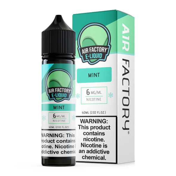 Air Factory Mint 60ml E-Juice