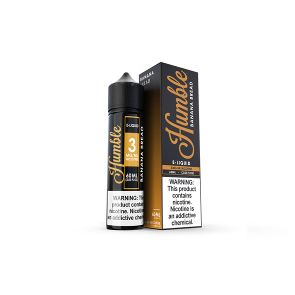Humble Banana Bread 60ml E-Juice