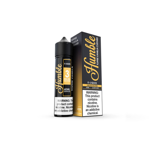 Humble Toffee Vanilla Custard 60ml E-Juice