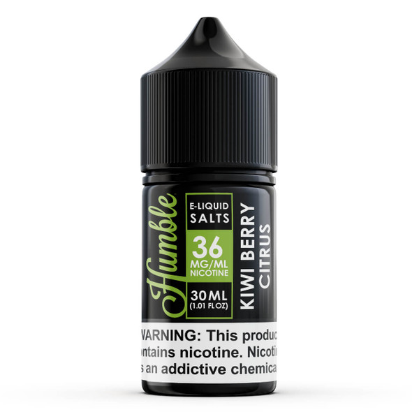 Humble Salts Kiwi Berry Citrus 30ml E-Juice