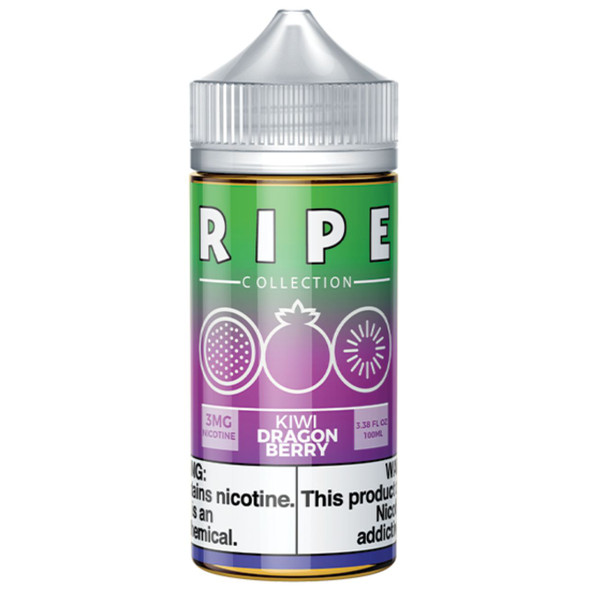Ripe Collection Kiwi Dragon Berry 100ml E-Liquid