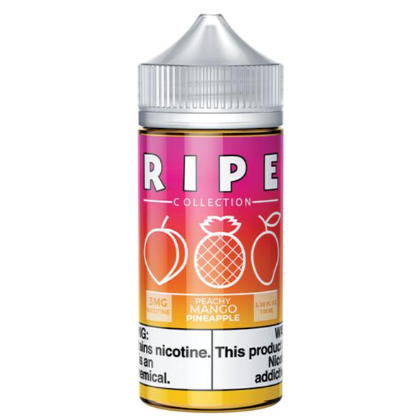 Ripe Collection Peachy Mango 100ml E-Liquid