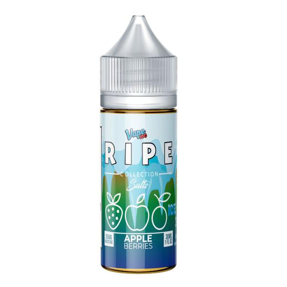Ripe Ice Salts Collection Apple Berries 30ml E-Liquid