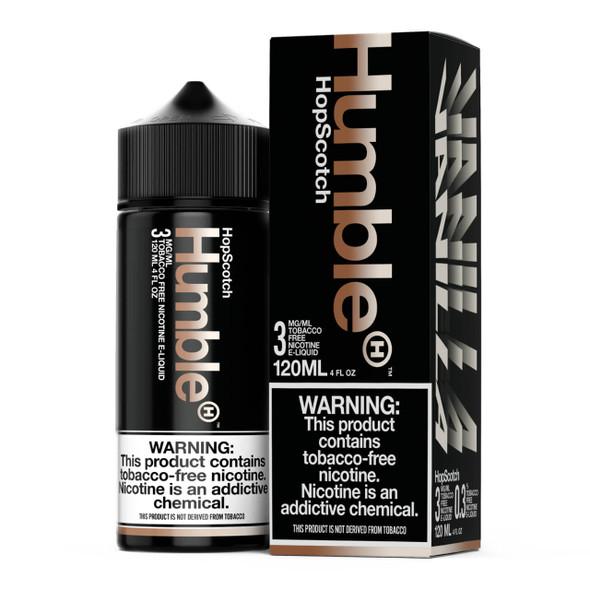 Humble Hop Scotch 120ml Tobacco Free Nicotine E-Juice