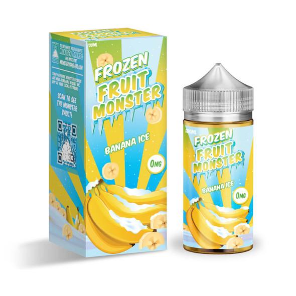 Frozen Fruit Monster Banana Ice 100ml E-Juice