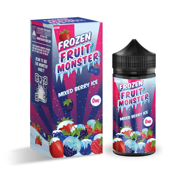 Frozen Fruit Monster Mixed Berry Ice 100ml E-Juice