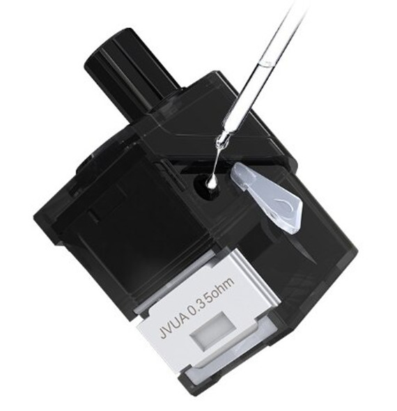 Wismec HiFlask AiO 5.6mL Replacement Cartridge  (Pack of 1)